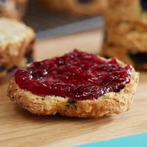 Fearne Recipe Blueberry Scones