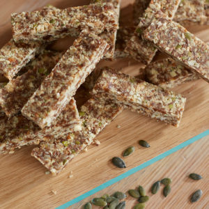 Fearne Recipe Nut Seed Energy Bar