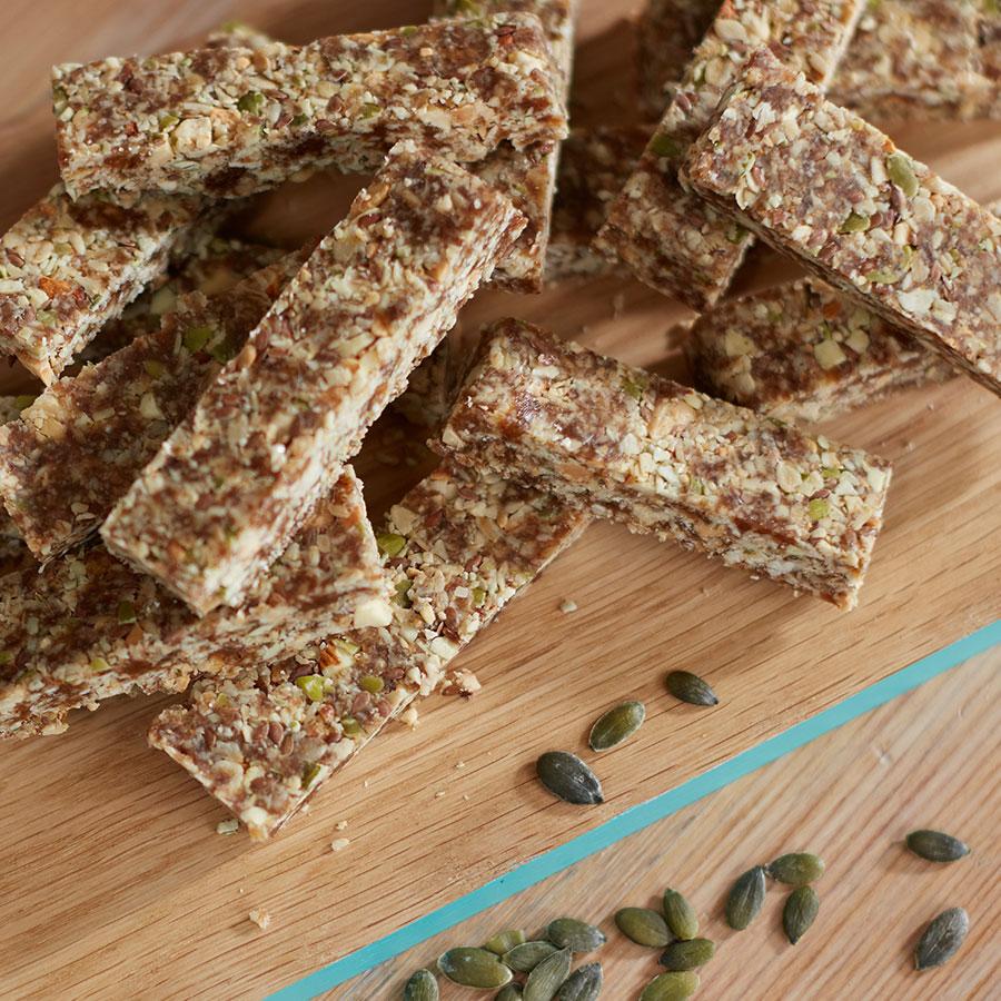 Fearne Recipe Nut Seed Energy Bar